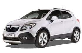 Blanca Cars Opel Mokka White