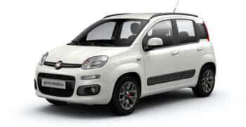 BlancaCars Fiat Panda White