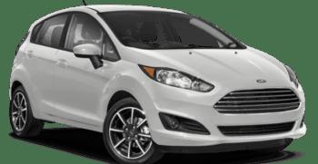 BlancaCars Ford Fiesta White