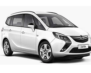 BlancaCars Opel Zafira