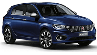 BlancaCars Fiat Tipo Automatic