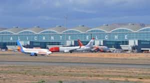 Car hire at Alicante Airport