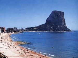 Car hire in Calpe