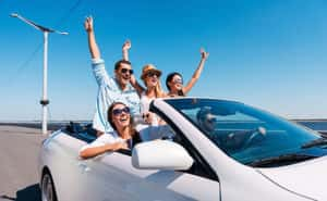 Long term car hire Polop