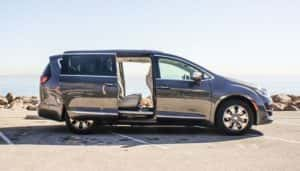Minivan Car Hire Moraira