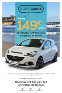 Car hire discount codes Denia