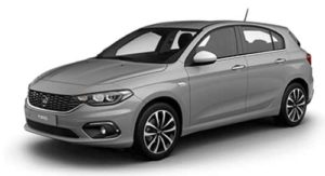 Blanca Cars Fiat Tipo Automatic