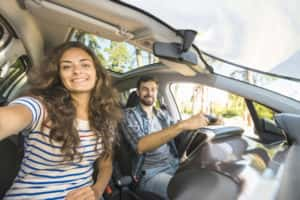 Car hire Gata de Gorgos free additional driver