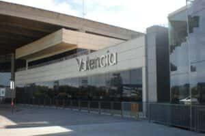 Parkering Valencia Flyplass