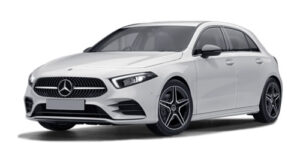 Luxury Mercedes car hire A Class