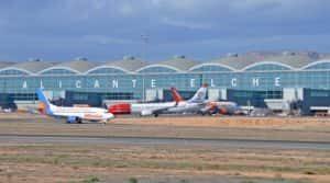 Alquiler de coches aeropuerto de Alicante