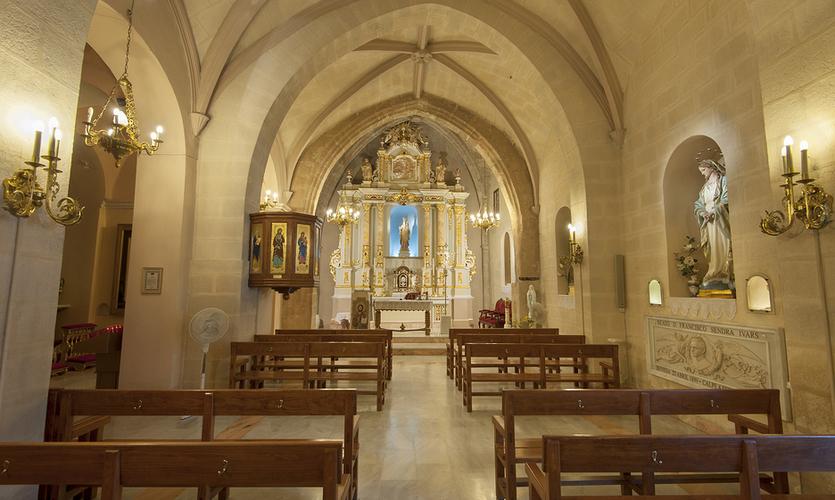 Road trip to Calpe Iglesia Antigua de Calpe