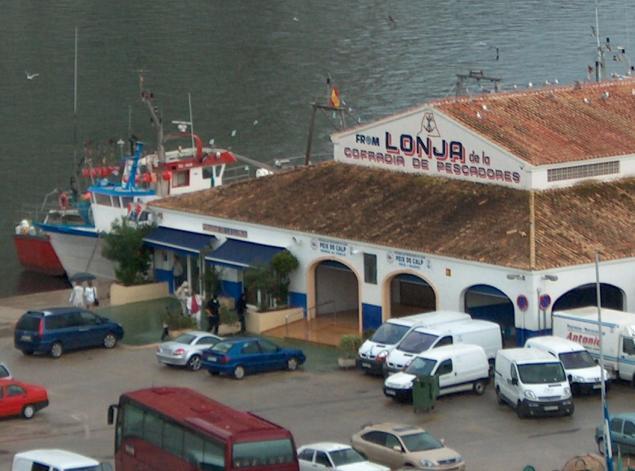 Road trip to La Lonja de Calpe