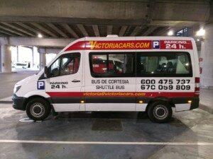 Rückgabe des Mietwagens am Flughafen Valencia