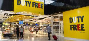 Shopping am Flughafen Valencia