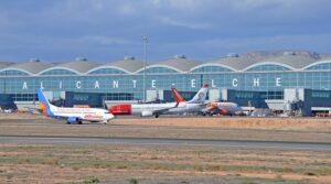 Tankstellen Flughafen Alicante